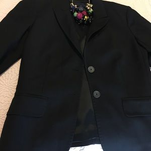 J. Crew Jackets & Coats - J. Crew Black Blazer Size 4.